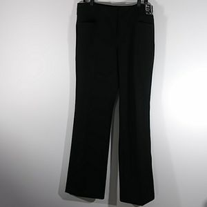 New York & Company black stretch Pant Sz 13 TALL